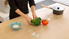 Ikea a Ideo ukázali chytrý stůl v kuchyni v roce 2025