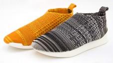Brit vynalezl bio pletené boty z recyklovatelného materiálu