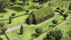 Tree Church je novozélandský kostel tvořený ze stromů