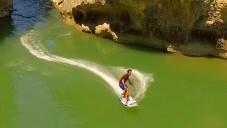 Onean vytvořili elektricky poháněný surf na řeky a jezera