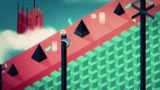 Beauty of The Loop je animovaný klip z geometrického světa