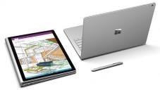 Microsoft Surface Book je notebook s odepínacím displejem