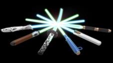 Američané navrhli světelné meče inspirované velikány designu