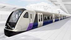 BarberOsgerby navrhli 200metrový vlak pro londýnský Crossrail
