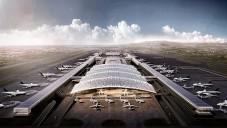 Richard Rogers postaví Taiwan Taoyuan Airport Terminal 3