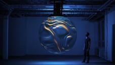Anima Iki je světelná koule reagující na své pozorovatele
