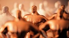 Bistronians je české sochařské PF přání s tvarem hrdiny