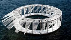 V maltském moři pluje relaxační pavilon Antiroom II