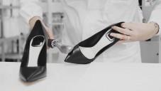Dior ukazuje jak navrhuje a ručně vyrábí své luxusní lodičky