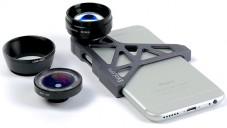 ExoLens vyrábí špičkové přídavné objektivy pro mobily