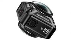 Nikon vyvinul 360stupňovou videokameru KeyMission 360