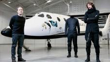 Y-3 navrhuje pro Virgin Galactic obleky pro lety do vesmíru