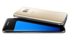 Samsung představil Galaxy S7 a S7 edge se zaobleným displejem