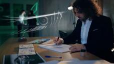 Škoda ukazuje jak její designéři skicují koncept VisionS