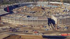 Apple dokončil hrubou stavbu všech budov nového sídla