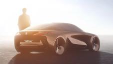 BMW ukazuje svoji vizi designu konceptem Vision Next 100