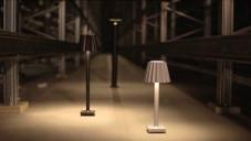 Arik Levy navrhl pro Delta Light venkovní lampy Butler