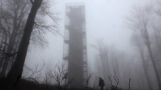 V Maďarsku zmodernizovali vyhlídkovou věž a přidali ubytování