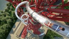 ArcelorMittal Orbit brzy otevře skluzavku The Slide