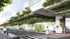 São Paulo chce proměnit dopravní tepny na zelené cyklostezky
