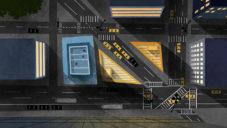 Ilustrátorka vytvořila krátký film o New Yorku s hlasem Libeskinda
