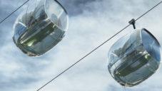 Chicago plánuje prosklenou síť lanovek nad městem