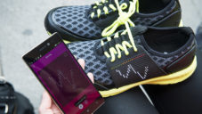 Lenovo a Vibram vytvořili chytré boty Lenovo Smart Shoes