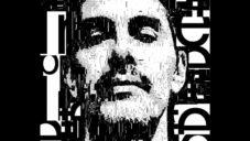 Sergio Albiac tvoří obrazy z písmen z informací o portrétovaných