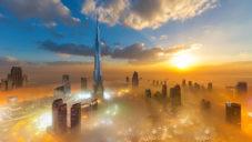 Britský filmař natočil úchvatné časosběrné video z Dubaje