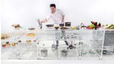 MVRDV navrhlo zcela průsvitnou Nekonečnou kuchyni