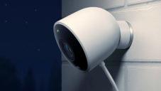Nest Cam Outdoor je chytrá venkovní kamera ovládaná mobilem