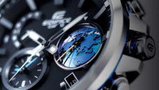 Casio uvádí mechanické a přesto chytré hodinky Edifice