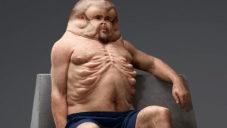 Graham je socha člověka navržená pro přežití dopravních nehod