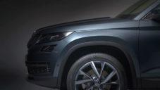 Škoda poprvé ukázala nové SUV Kodiaq na krátkém videu