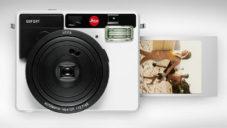 Leica představila svůj první instantní fotoaparát Sofort
