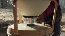 Sahar umí UV zářením sterilizovat mléko v rozvojových zemích