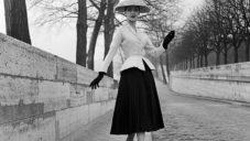 Dior natočil video o historii převratné módní kolekce New Look