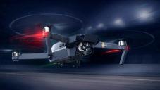 DJI Mavic je malý skládací dron pro filmové natáčení ve 4K