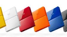 FuseProject navrhli pro WD minimalistické přenosné disky