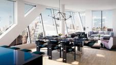OMA postaví v New Yorku luxusní rezidenční dům 121 E 22nd