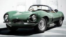 Jaguar XKSS z roku 1956 je v devíti kusech opět na prodej