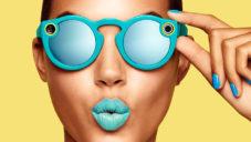 Snapchat Spectacles jsou retro brýle s foťákem a kamerou