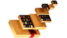 Godiva udělala čokoládovou bonboniéru jako matrjošku