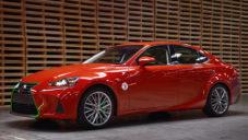 Lexus Sriracha IS je nejpálivější auto na světě
