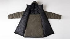 EMPWR Coat je kabát se spacákem pro bezdomovce
