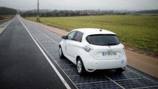 Wattway ve Francii je první solární silnice na světě