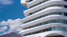 Multifunkční dům Gaia je nová dominanta hlavního města Ekvádoru