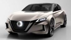 Nissan Vmotion 2.0 je japonský koncept sedanu budoucnosti