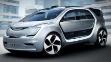 Chrysler Portal je koncept elektromobilu pro rodiny s dětmi