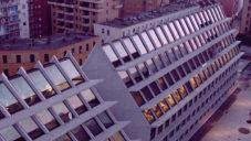 Herzog & de Meuron postavili v Miláně úchvatný Microsoft House